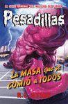 LA MASA QUE SE COMIÓ A TODOS (PESADILLAS 11)
