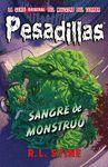 SANGRE DE MONSTRUO (PESADILLAS 15)