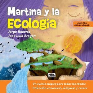 MARTINA Y LA ECOLOGIA