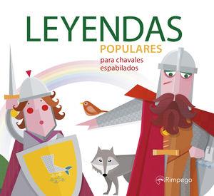 LEYENDAS POPULARES PARA CHAVALES ESPABILADOS