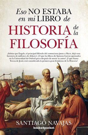 ESO NO ESTABA EN MI LIBRO DE HISTORIA DE LA FILOSOFIA