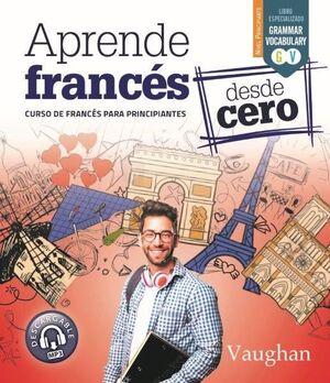 ARENDE FRANCES DESDE CERO