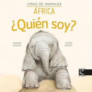 ¿QUIEN SOY? CRIAS DE ANIMALES AFRICA