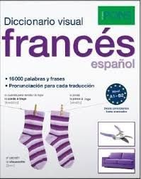DICCIONARIO PONS VISUAL FRANCES/ESPAÑOL