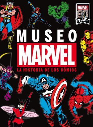 MUSEO MARVEL. LA HISTORIA DE LOS CÓMICS