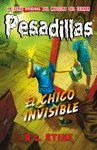 EL CHICO INVISIBLE (PESADILLAS 22)