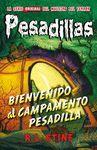 BIENVENIDO AL CAMPAMENTO PESADILLA (PESADILLAS 24)