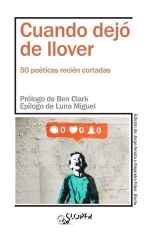 CUANDO DEJÓ DE LLOVER