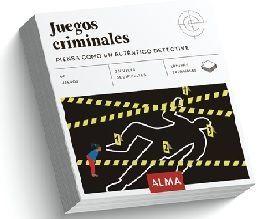JUEGOS CRIMINALES
