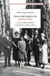 DÍAS COMO AQUELLOS. GRANADA, 1924. JUAN RAMÓN JIMÉNEZ Y FEDERICO GARCÍA LORCA
