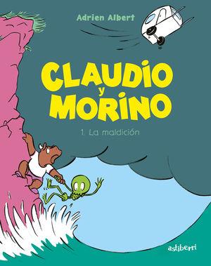 LA MALDICIÓN (CLAUDIO Y MORINO 1)