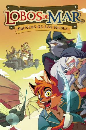 PIRATAS DE LAS NUBES (LOBOS DE MAR 3)