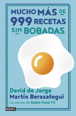 MUCHO MAS DE 999 RECETAS SIN BOBADAS