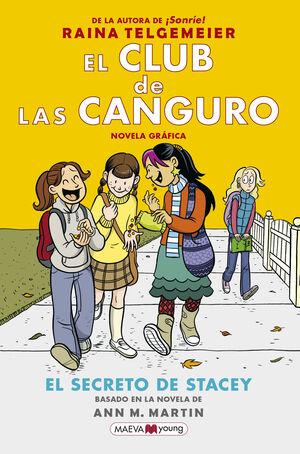 EL SECRETO DE STACEY (EL CLUB DE LAS CANGURO 2)