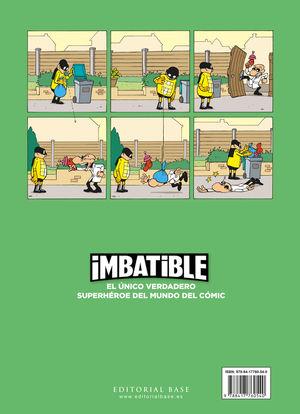 SUPERHEROE DE PROXIMIDAD (IMBATIBLE 2)