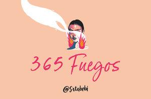 365 FUEGOS (CALENDARIO)