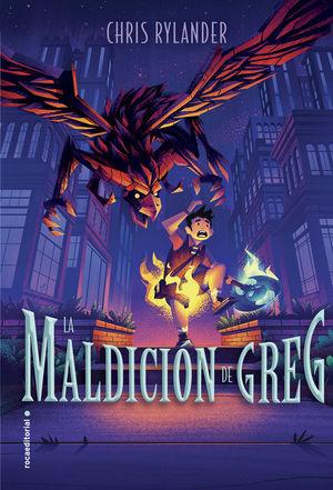 LA MALDICIÓN DE GREG (LA LEYENDA DE GREG 2)