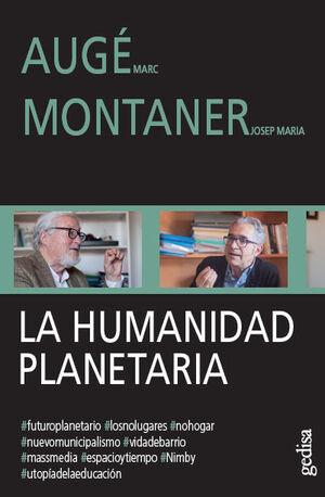 LA HUMANIDAD PLANETARIA
