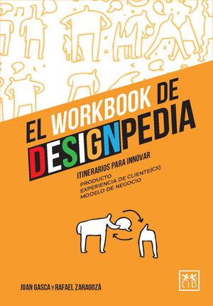 WORKBOOK DE DESIGNPEDIA ITINERARIOS PARA INNOVAR