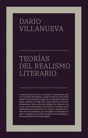 TEORIAS DEL REALISMO LITERARIO