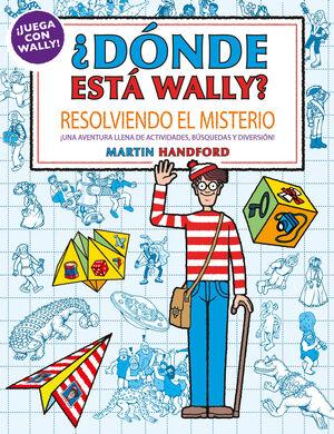 RESOLVIENDO EL MISTERIO. ¿DÓNDE ESTÁ WALLY?