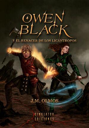 OWEN BLACK Y EL RENACER DE LOS LICÁNTROPOS