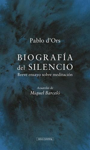 BIOGRAFÍA DEL SILENCIO. ACUARELAS DE MIQUEL BARCELO