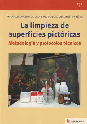 LA LIMPIEZA DE LAS SUPERFICIES PICTORICAS