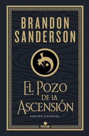 EL POZO DE LA ASCENSIÓN. NACIDOS DE LA BRUMA 2 (MISTBORN) ED. ILUSTRADA