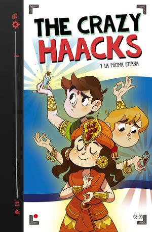THE CRAZY HAACKS Y LA PÓCIMA ETERNA (THE CRAZY HAACKS 8)