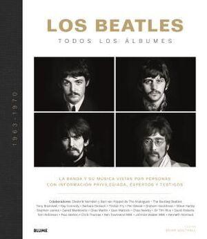 BEATLES. TODOS LOS ALBUMES