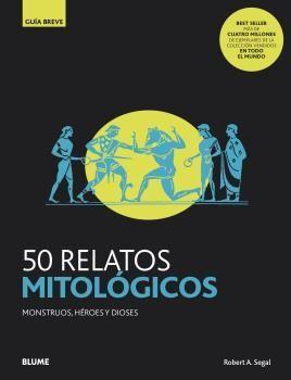 GUIA BREVE 50 RELATOS MITOLÓGICOS