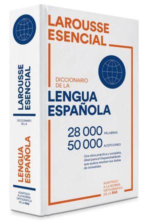 DICCIONARIO LAROUSSE ESENCIAL LENGUA ESPAÑOLA