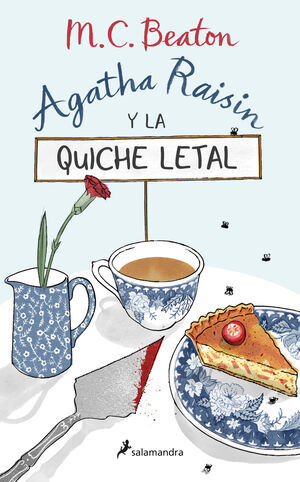 AGATHA RAISIN Y LA QUICHE LETAL. AGATHA RAISIN 1