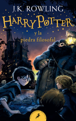 HARRY POTTER Y LA PIEDRA FILOSOFAL Nº1 (BOLSILLO NUEVO)