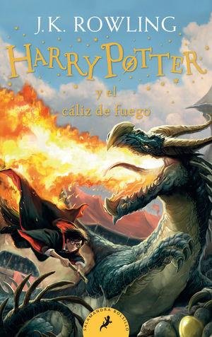 HARRY POTTER Y EL CALIZ DE FUEGO Nº4 (BOLSILLO NUEVO)