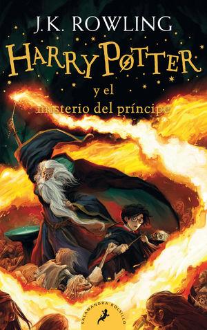 HARRY POTTER Y EL MISTERIO DEL PRINCIPE 6