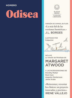 ODISEA (CLÁSICOS LIBERADOS). VERSIÓN DE SAMUEL BUTLER