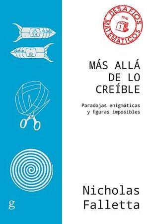 MAS ALLA DE LO CREIBLE