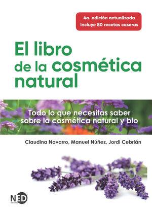LIBRO DE LA COSMETICA NATURAL 4ª ED.