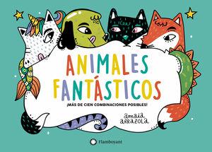 ANIMALES FANTASTICOS
