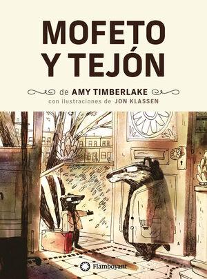 MOFETO Y TEJON