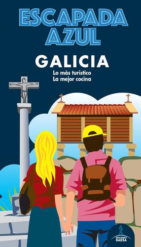 GALICIA ESCAPADA AZUL 2020