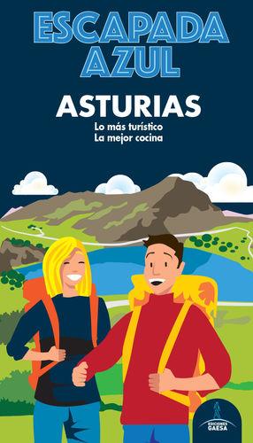 ASTURIAS ESCAPADA AZUL 2020