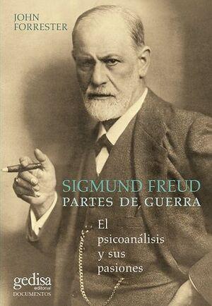 SIGMUND FREUD PARTES DE GUERRA