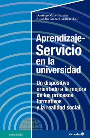 APRENDIZAJE-SERVICIO EN LA UNIVERSIDAD