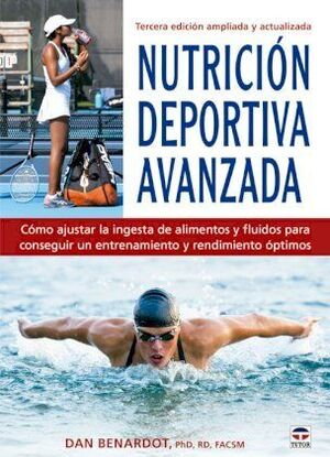 NUTRICION DEPORTIVA AVANZADA 3ª ED.