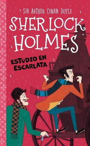 ESTUDIO EN ESCARLATA (SHERLOCK HOLMES PARA PEQUEÑOS DETECTIVES)
