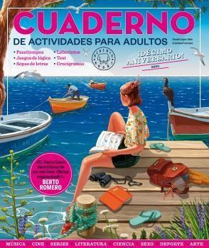 CUADERNO DE VACACIONES PARA ADULTOS VOL. 10 - 2021