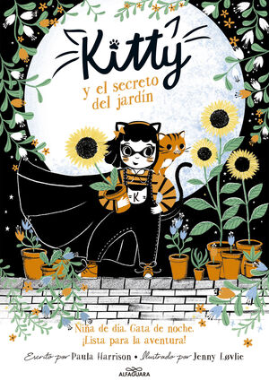 KITTY Y EL SECRETO DEL JARDÍN (KITTY 3)